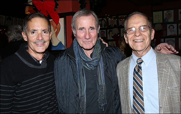 Jim Dale, Jerry Mayer and g