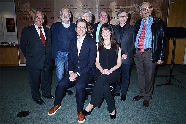 Elliott Brown, John Weidman, Sara Douglas, Daniel Goldstein, Richard Terrano, Stacey Luftig, Maury Yeston and Richard Maltby, Jr.