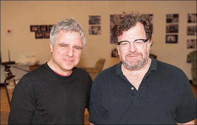 Neil Pepe and Kenneth Lonergan
