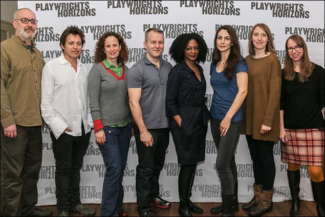 Cast and creative team