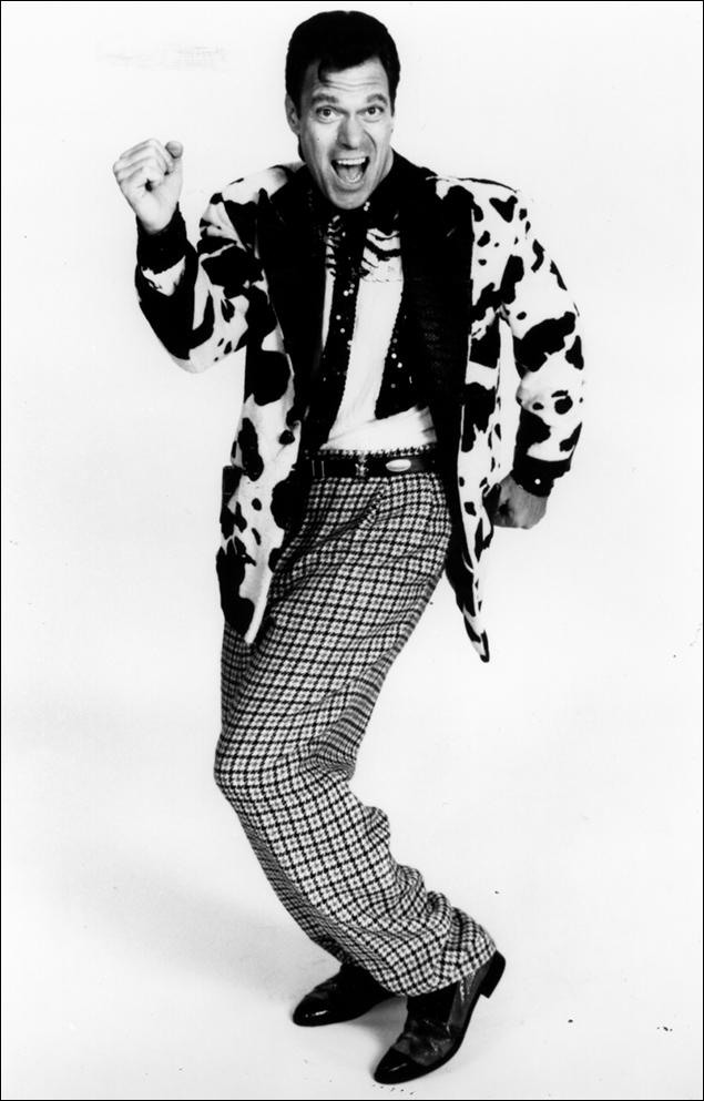 Joe Piscopo in the 1994 revival of Grease