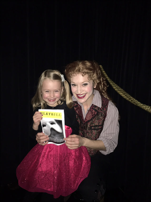 Kara Klein and her daughter Hannah