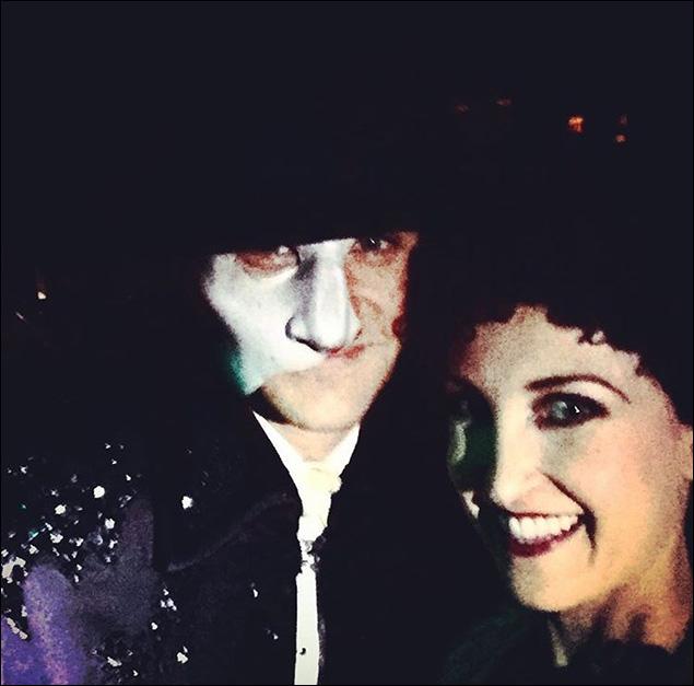 Nick Cunningham and Jessica Radetsky