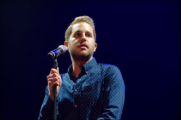 Ben Platt (Dear Evan Hansen) discusses and performs from Dear Evan Hansen and his path to becoming an actor during Pathways at the Junior Theater Festival, an event in which Broadway talent speak a little bit about their individual musical journeys and how they got to where they are now.