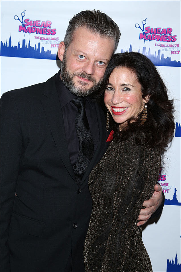 Jeremy Kushnier and Robin Abramson