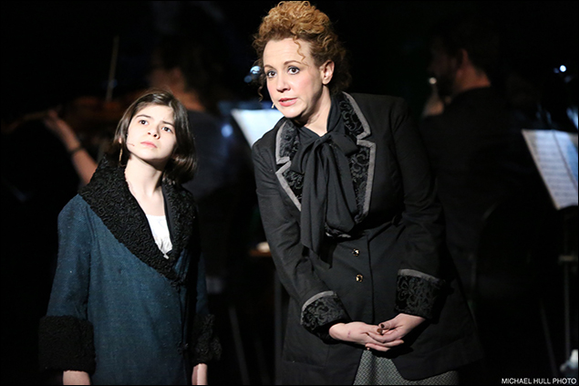 Gabriella Pizzolo and Frances Mercanti-Anthony