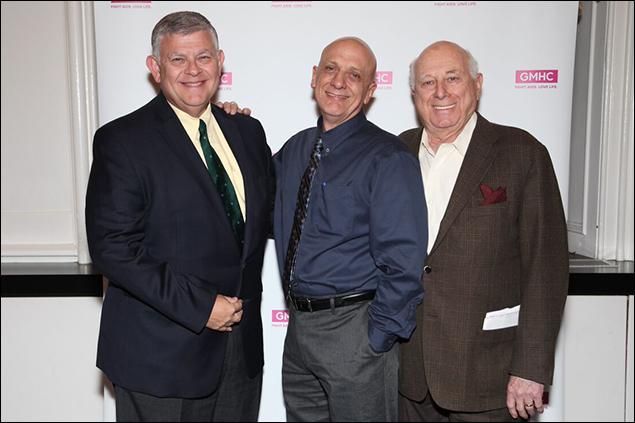 Philip S. Birsh, Tom Viola and Paul Libin