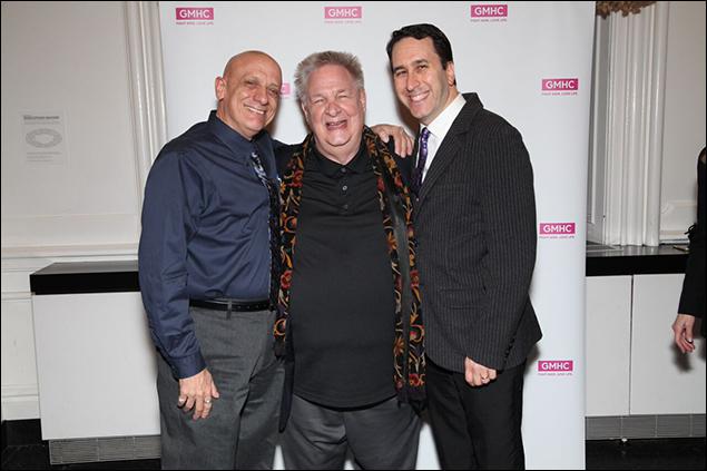 Tom Viola, Albert Poland and Danny Whitman
