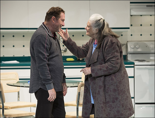 Stephen Root and Lois Smith