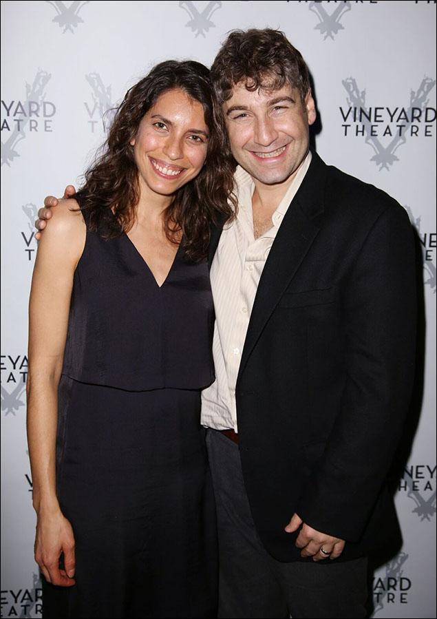 Scott Schwartz and Sarah Stern