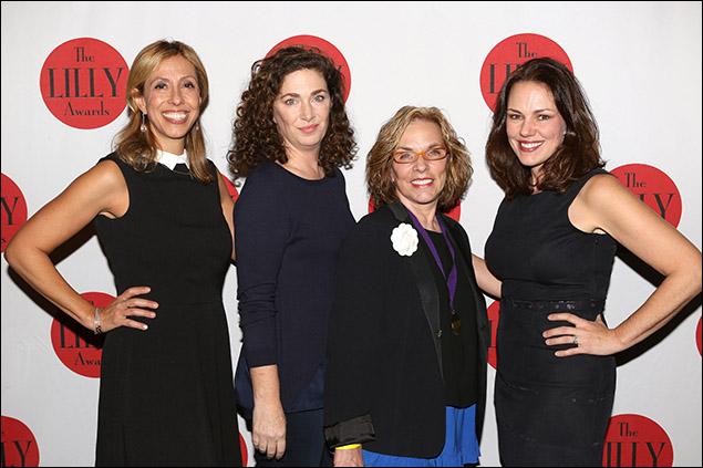 Amanda Green, Julie Jordan, Marsha Norman and Georgia Stitt
