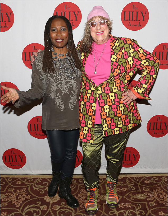 Brenda Russell and Allee Willis