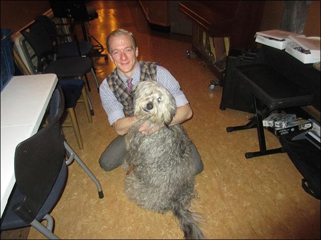 Puppy Break with Ryan Worsing!