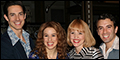 Chilina Kennedy and the Cast of Beautiful Celebrate Two Years