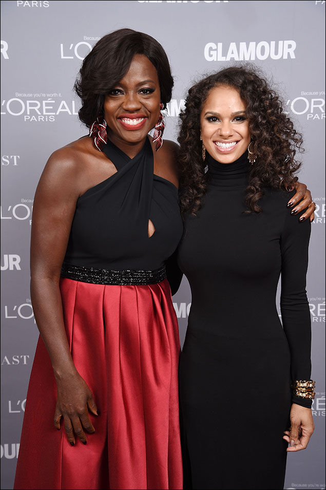 Viola Davis and Misty Copeland