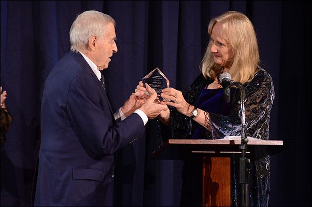Lee Adams and Nancy Rhodes