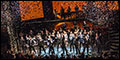 Original and Former Jersey Boys Stars Join In As the Show Celebrates 10 Years on Broadway; See the C