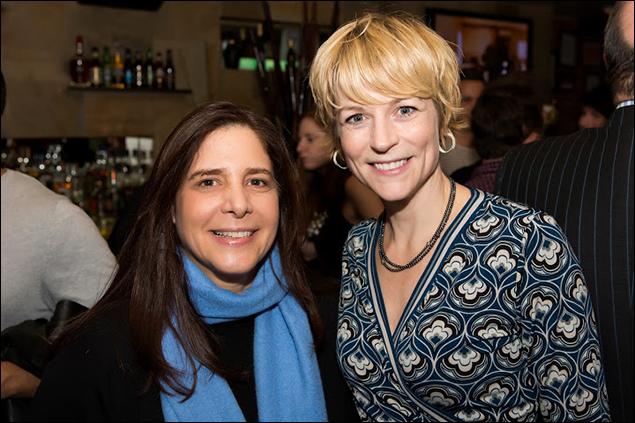 Dori Berinstein and Lisa Brescia