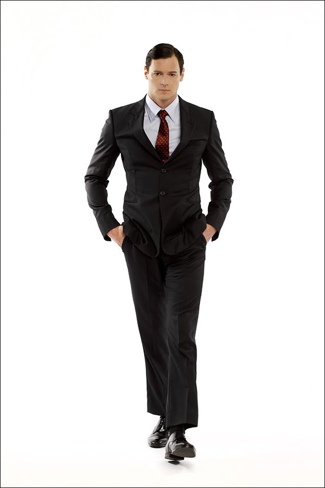 Benjamin Walker as Patrick Bateman