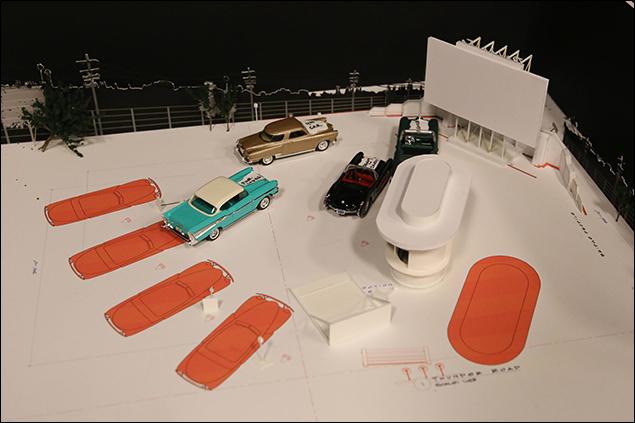 Set design by David Korins Design