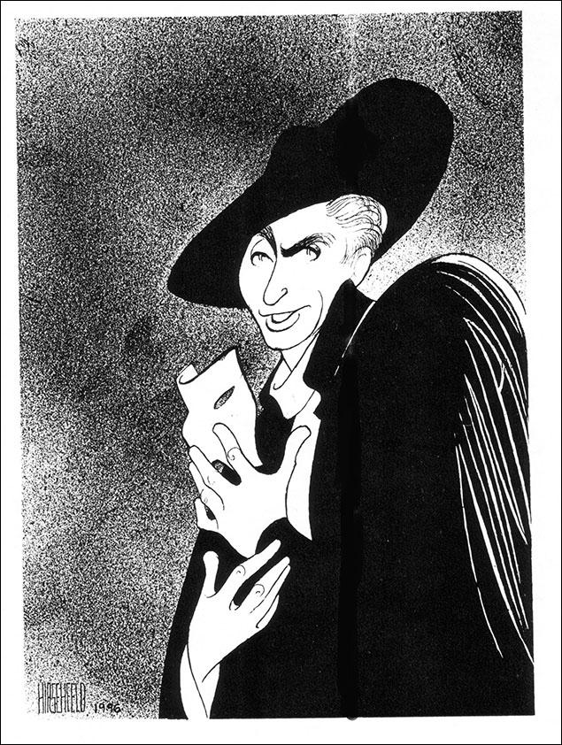 Michael Crawford as The Phantom of the Opera, 1996