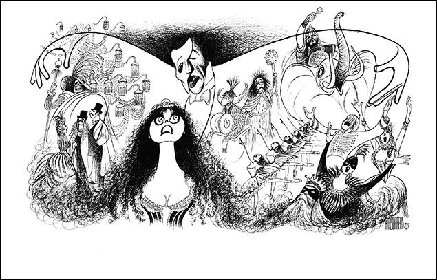 The Phantom of the Opera, 1988 Sarah Brightman and Michael Crawford