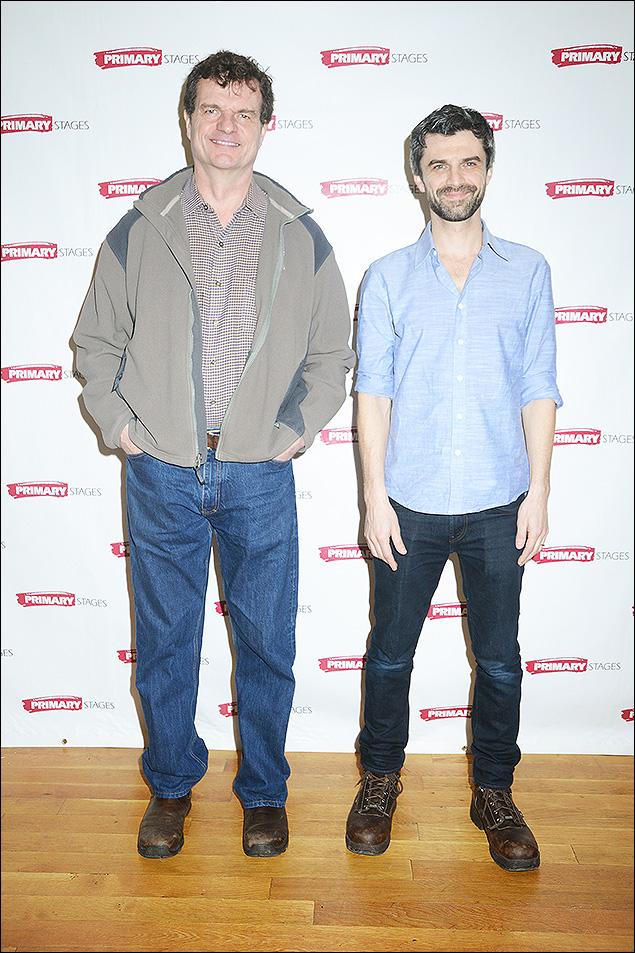 Michael Cumpsty and Michael Crane