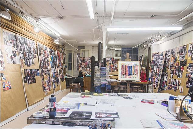 William Ivey Long Studios