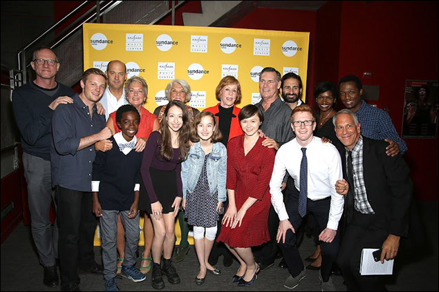 Mark Brokaw, Will Pullen, Anthony Edwards, Michele Pawk, Caleb McLaughlin, Tyne Daly, Izzy Hanson-Johnston, Sydney Lucas, Carol Burnett, Emily Skeggs, Jenny Jules, William Jackson Harper and Phillip Himberg