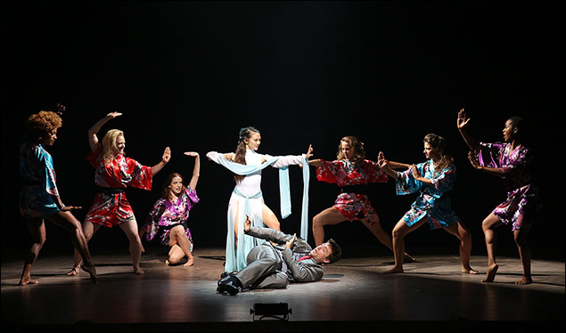 Erica Wong, Alex Michael Stoll and company