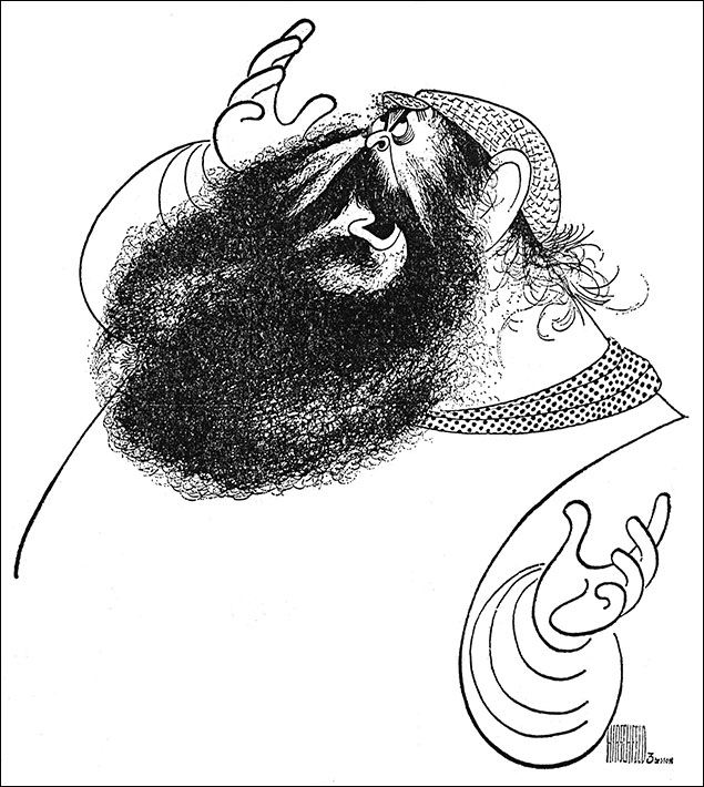 "Zero Mostel in Fiddler on the Roof, 1977 ""Tradition"" is what the original Tevye sings here in this 1977 revival of the classic musical.  It has almost become a tradition to revive this musical for each generation."