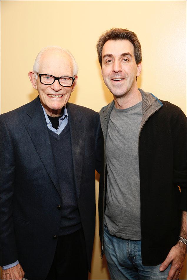 Alan Bergman and Jason Robert Brown