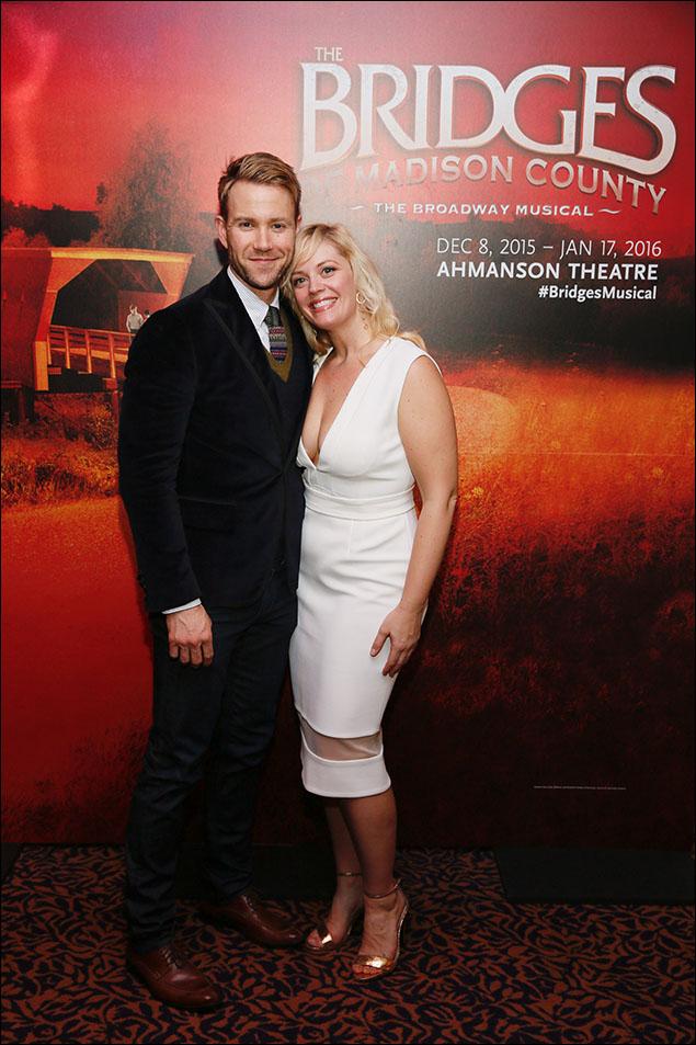 Christopher Hanke and Elizabeth Stanley