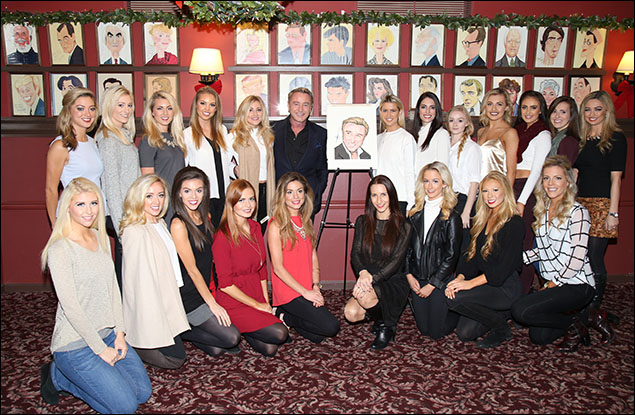 Michael Flatley and the Lord of the Dance cast