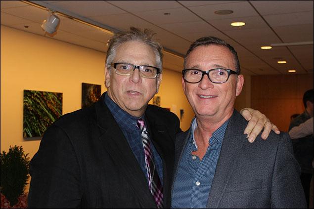 Stuart Ross and Guy Stroman