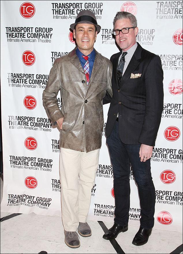 Jack Donahue and Scott Rink