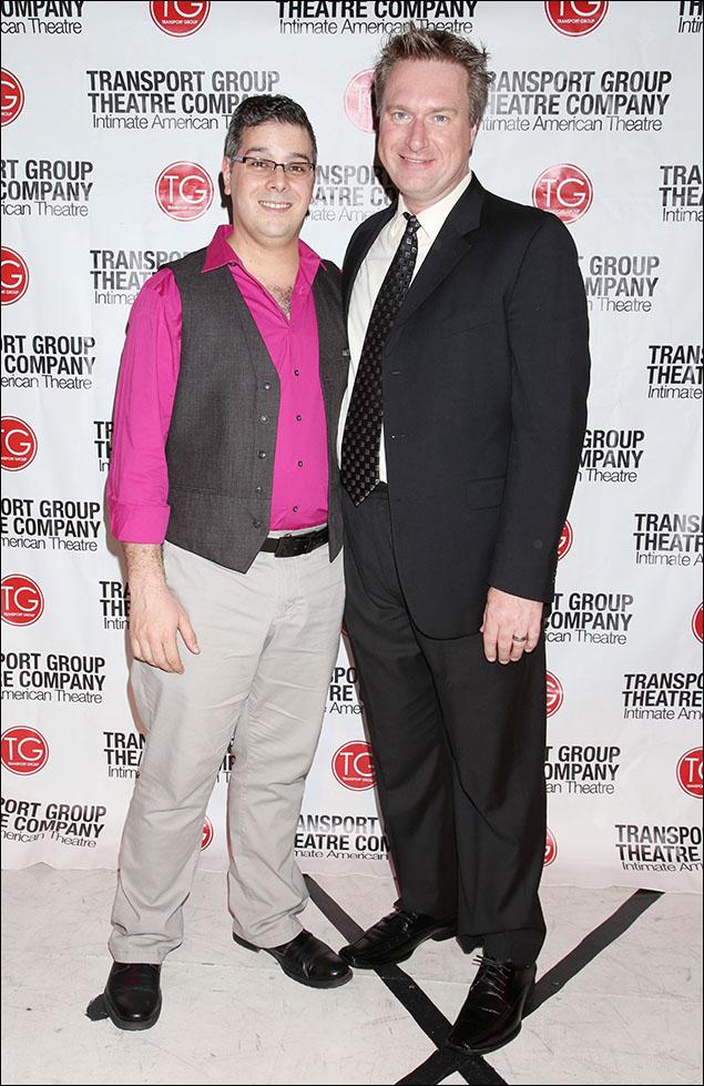 Frank Galgano and Matt Castle