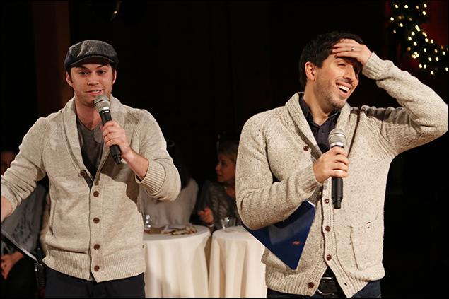 Greg Kamp and Matthew Scott