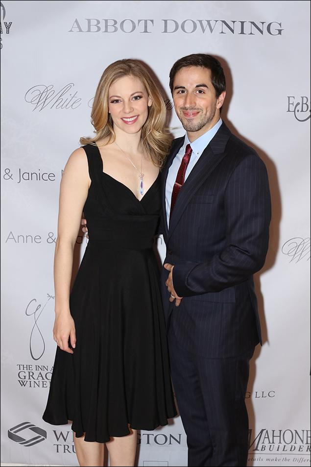 Kirsten and Matthew Scott