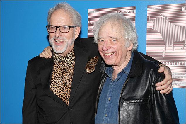 David Schweizer and Austin Pendleton