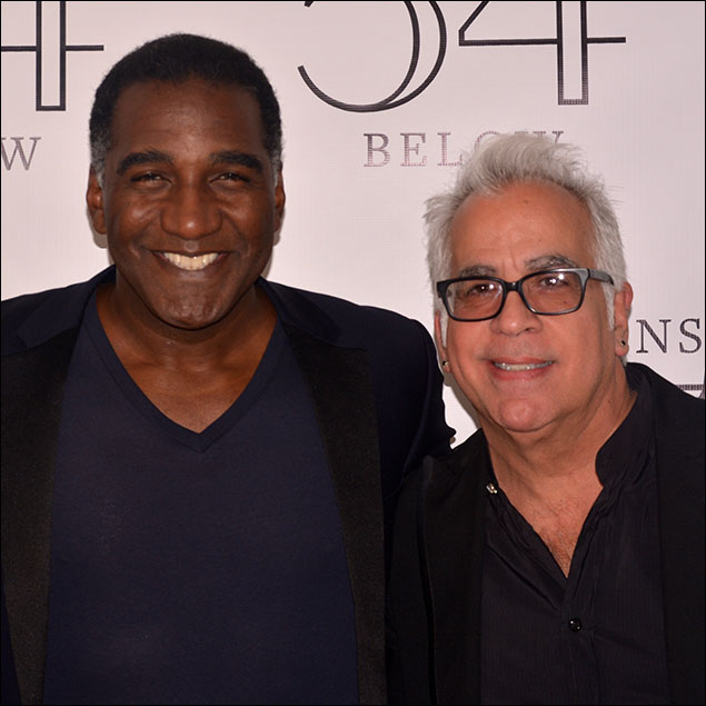 Norm Lewis and Richard Jay-Alexander