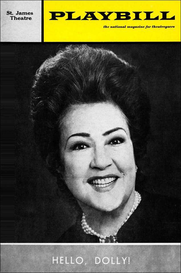 Ethel Merman, 1970