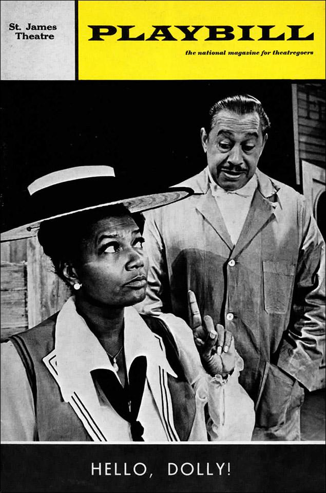 Pearl Bailey, 1967