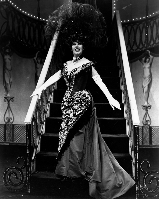 Ginger Rogers on Broadway