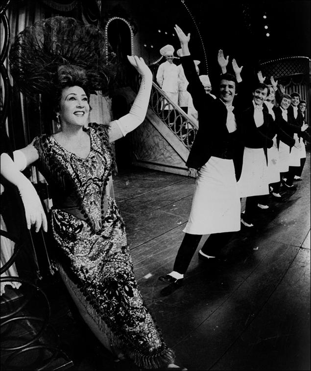 Ethel Merman on Broadway
