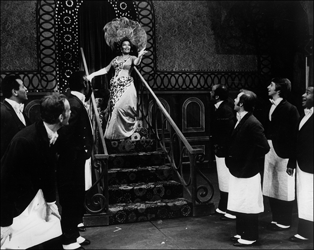 Pearl Bailey on Broadway
