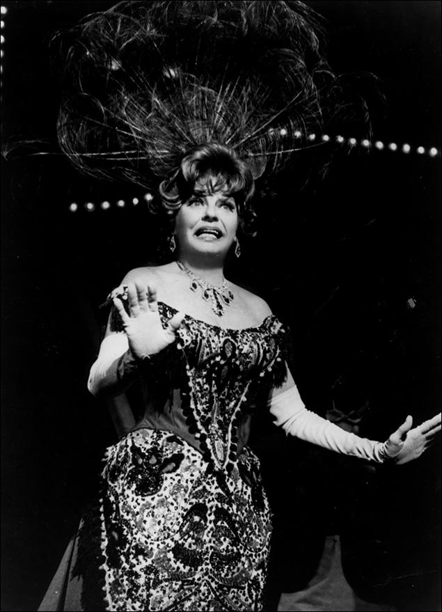 Martha Raye on Broadway