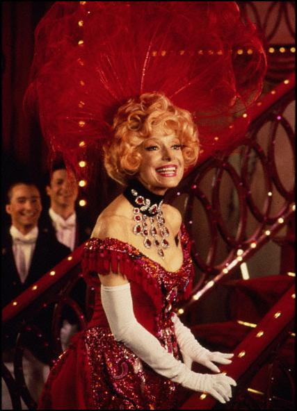 Carol Channing in Hello, Dolly!