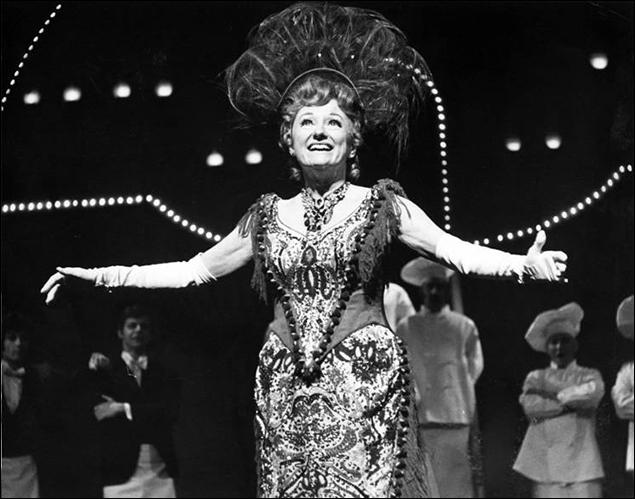 Phyllis Diller on Broadway