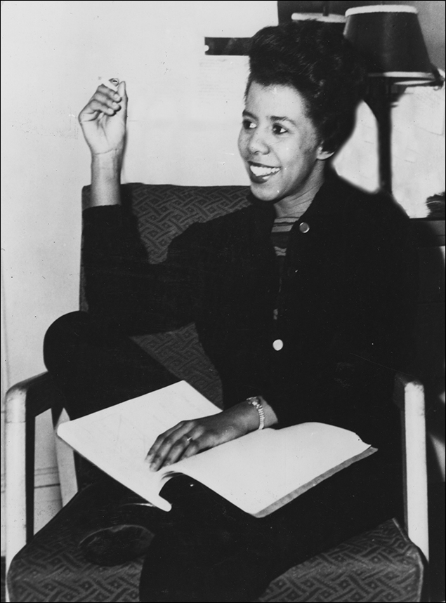 Lorraine Hansberry- Ground breaking playwright and activist. Died too young.  Lorraine Hansberry was in her mid-twenties when she began writing A Raisin in the Sun. She based the story on her family's experience of racial discrimination after moving to an all-white Chicago neighborhood. This harrowing episode—as well as contact with activists Paul Robeson, Langston Hughes, and W.E.B. DuBois—helped transform Hansberry into a dedicated civil rights advocate.